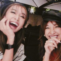【エンタがビタミン♪】鈴木紗理奈、大好きな木下優樹菜と2ショット とびきりの笑顔に「なんか似てる」の声
