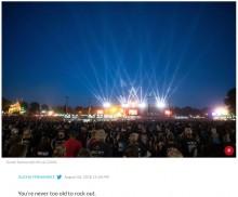 【海外発!Breaking News】高齢者男性2人が老人ホームから抜け出しヘヴィメタル音楽祭へ 無事保護される(独)