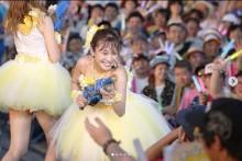 【エンタがビタミン♪】SKE48斉藤真木子『美浜海遊祭2018』のナイスショット「確実に若返っていますね、私達」