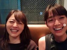 【エンタがビタミン♪】佐藤栞里、大好きな水卜麻美アナと食事へ 「二人とも本当に可愛い」ファンほっこり