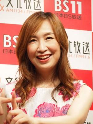 【エンタがビタミン♪】森口博子「毎週、嗚咽しながら観てた」人生バイブルアニソンは『キャンディ・キャンディ』