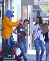 【イタすぎるセレブ達】『スパイダーマン:ホームカミング』で共演のトム・ホランドとゼンデイヤに交際説再浮上
