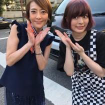 【エンタがビタミン♪】西川史子&きゃりーぱみゅぱみゅ 22歳差ツーショットに「姉妹にしかみえない」の声