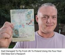【海外発!Breaking News】44歳男性が4歳継息子のパスポートで英空港セキュリティを通過 ポーランド入国後に気付く