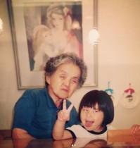 【エンタがビタミン♪】IMALU、亡くなった祖母・江すてるさんに思い馳せる「おばあちゃんがいなければ今の私は絶対いない」