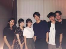 【エンタがビタミン♪】有村架純、山田裕貴の誕生日を祝う「生きた役が心に残っているうちの一人」