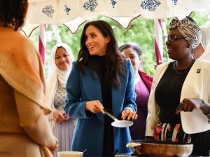 【イタすぎるセレブ達】メーガン妃、英王室入り初のスピーチに称賛の声多々「米国人の誇り」
