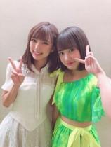 【エンタがビタミン♪】真野恵里菜、モー娘。横山玲奈の可愛さに「ありがとう!!ってなった」