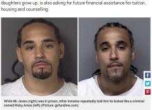 【海外発!Breaking News】誤認逮捕で17年服役した男性、1億円超の損害賠償請求へ(米)