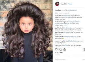 【海外発!Breaking News】美しすぎる5歳女児 SNSで両親に賛否両論も「VOGUE」のモデルへ(イスラエル)