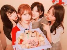 """【エンタがビタミン♪】横山由依 AKB48新シングル""""フロントメンバー入り""""喜ぶも、グループの変貌に不安感"""