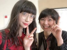 【エンタがビタミン♪】NGT48荻野由佳とバッタリ Negicco・Meguがピースサインで「新潟最高」