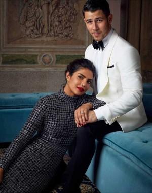【イタすぎるセレブ達】ニック・ジョナス&プリヤンカー・チョープラーの2ショットが美しすぎる ヘンリー王子とメーガン妃の写真家が撮影