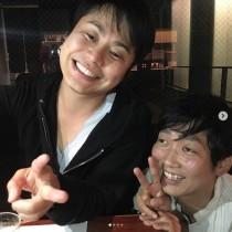 【エンタがビタミン♪】ノンスタ井上、久々に相方・石田との2ショット公開 「仲良しなNON STYLE」にファン歓喜