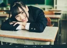 【エンタがビタミン♪】SKE48末永桜花、学校制服ブランド「O.C.S.D.」のモデルとして登場「この制服を着るために入学したいです!!」