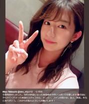 【エンタがビタミン♪】AKB48竹内美宥の決意に大場美奈が感慨「9期の末っ子がついに卒業」
