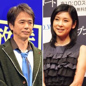 加穂子の両親演じる時任三郎と黒木瞳