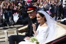 【イタすぎるセレブ達】メーガン妃の元共演者ら、結婚式に出席して「ある意味人生が変わった」