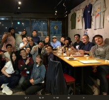 【エンタがビタミン♪】佐藤かよ、倉持由香の姿も EVO・マークマンが投稿した「FGC Pizza dinner」参加メンバーがすごい