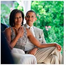 【イタすぎるセレブ達】オバマ前大統領夫妻、26回目の結婚記念日に素敵なメッセージ交わす