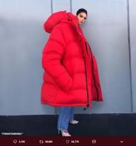 【イタすぎるセレブ達】ケンダル・ジェンナー、超巨大ジャケットで『VOGUE』Twitterに登場 ファン仰天「これがこの冬の流行なの?」
