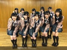 【エンタがビタミン♪】HKT48豊永阿紀、4期生お披露目から2年ぶりの集合写真に「エモすぎん?」