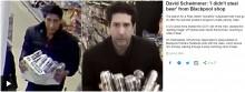 【海外発!Breaking News】ビール泥棒が米人気TV番組の俳優に激似と話題 警察のFacebookにコメント相次ぐ(英)