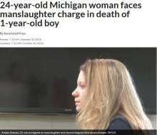 【海外発!Breaking News】恋人の子供を殺害した24歳女「ベビーシッターをさせられてムカついた」(米)