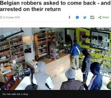 【海外発!Breaking News】「金が欲しいなら後で来て」 強盗グループが店主の罠にかかり逮捕(ベルギー)