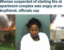 【海外発!Breaking News】元交際相手が住むアパートに放火、住民130人をホームレス状態にした女(米)