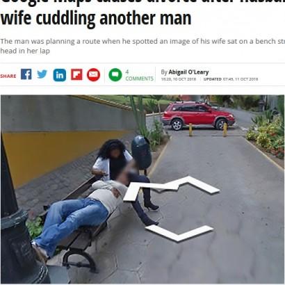 【海外発!Breaking News】妻の浮気をGoogleマップで知った夫、のちに離婚(ペルー)
