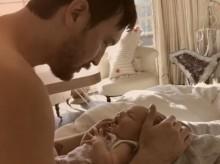 【イタすぎるセレブ達】ケイト・ハドソン、パパ&愛娘の動画再生回数が200万超える 「涙溢れる」の声