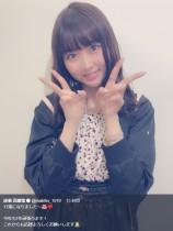 """【エンタがビタミン♪】AKB48達家真姫宝""""華のセブンティーン""""に先輩が感慨「若すぎない?」「大人っぽくなった」"""