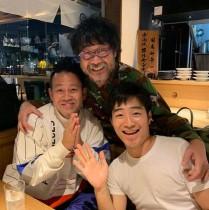 【エンタがビタミン♪】宮川大輔、博多でジャルジャル後藤に遭遇「楽しかったぁぁぁあ!」