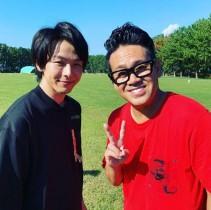 【エンタがビタミン♪】宮川大輔、中村倫也と『崖っぷちホテル!』以来久々に共演「楽しかったぁぁぁあー!」