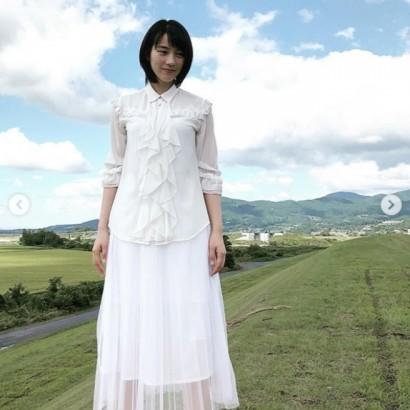 【エンタがビタミン♪】のん、今年も岩手県産米CMに登場 金髪ロングに「女神降臨」の声