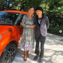 【エンタがビタミン♪】田中律子&片岡鶴太郎 ヨガを極めた2人の並びに「おばあちゃんかと…」