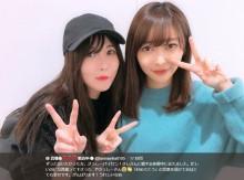 【エンタがビタミン♪】SKE48谷真理佳、HKT48指原莉乃と2ショットに感激「ずっと会いたかった、さっしーパイセン!」