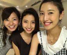 【エンタがビタミン♪】フジ三田友梨佳アナ、後輩アナを手料理でおもてなし 「ホテルのバイキングみたい」驚きの声