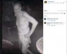 【海外発!Breaking News】深夜に裸でマルちゃんラーメンをレストランで食べ去った男(米)