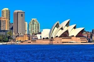オーストラリアのオペラハウス