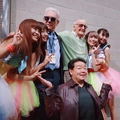 【エンタがビタミン♪・番外編】スタン・リーの訃報に9nineメンバー「これからもずっとMARVELが大好きです」