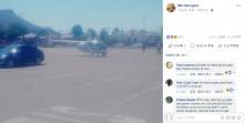 【海外発!Breaking News】ケンタッキーを買うため警察ヘリを駐車場に着陸させたパイロット(南ア)
