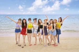 日本人3人を含む9人組女性グループ「TWICE」