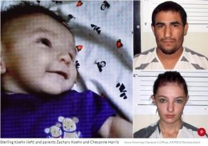 【海外発!Breaking News】生後4か月の男児、オムツを替えてもらえず感染死 「究極の育児放棄」と保安官(米)