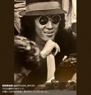 【エンタがビタミン♪】松田優作の命日、松田美由紀の投稿に偲ぶ声「昭和の大スターを忘れることはありません」