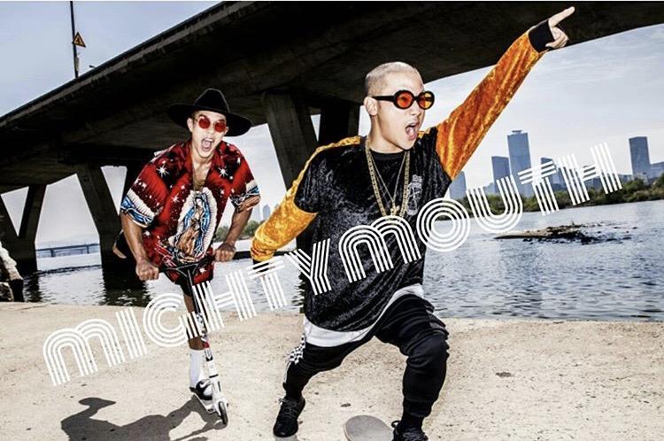 2008年デビューの韓国のヒップホップグループ「Mighty Mouth」