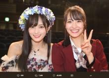 【エンタがビタミン♪】山本彩からNMB48新キャプテンに指名された小嶋花梨「私にしかなれないキャプテンになります」