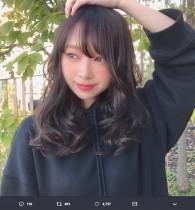 【エンタがビタミン♪】元NMB48小笠原茉由「盛れすぎ注意」ショット公開に「引退もったいない」の声