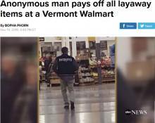 【海外発!Breaking News】スーパーで客のクリスマスギフトの料金を全て支払った男性 「サンタクロースならできます」(米)